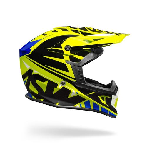 capacete asw core 2018 motocross laçamentos trilha enduro