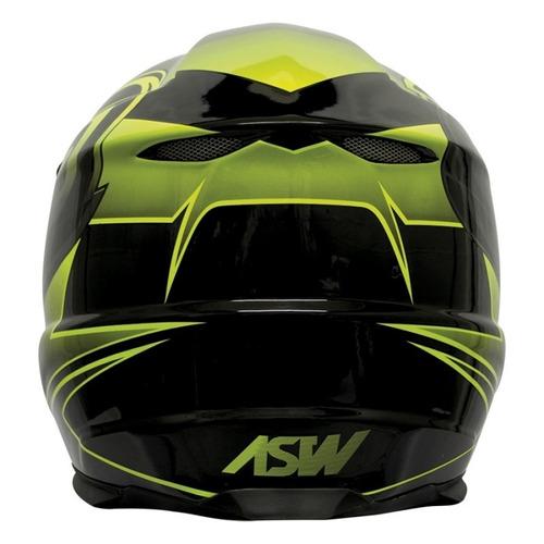 capacete asw factory 17 flour