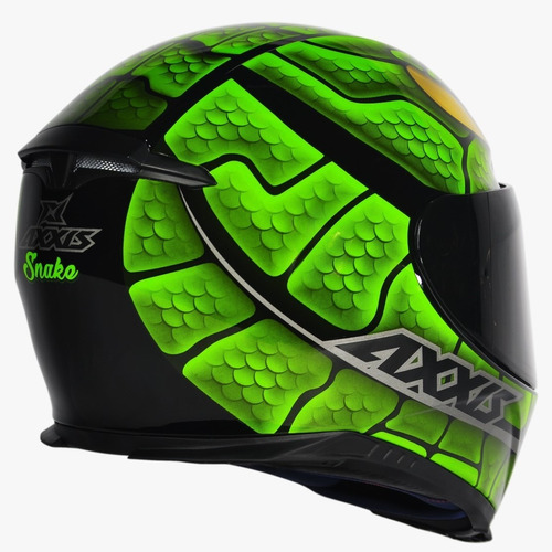 capacete axxis by mt snake preto serpente