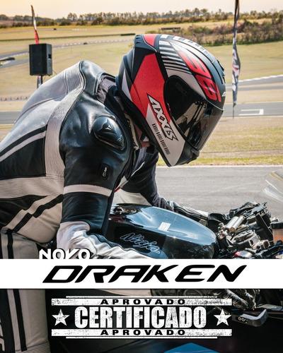 capacete axxis draken z96 fosco capacete moto