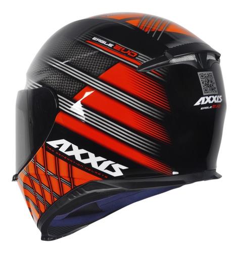 capacete axxis eagle evo capacete moto