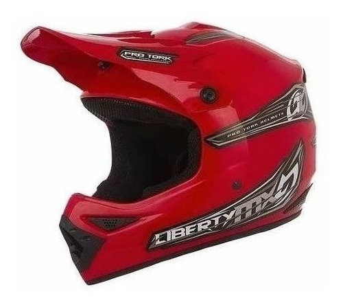 capacete barato para fazer trilhas e motocross liberty mx vr