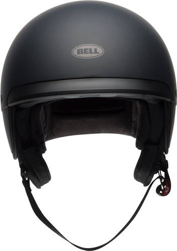capacete bell coquinho custom scout air peso 750g preto fosc