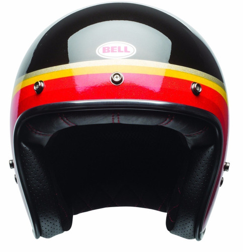 capacete bell custom 500 chemical candy 12x s/juros!
