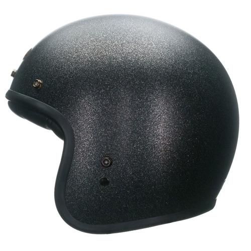 capacete bell custom 500 matt preto fosco flake 60