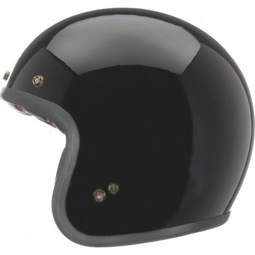 capacete bell custom 500 solid black 58