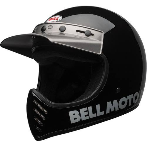 capacete bell moto