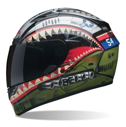 capacete bell qualifier dlx devil may care