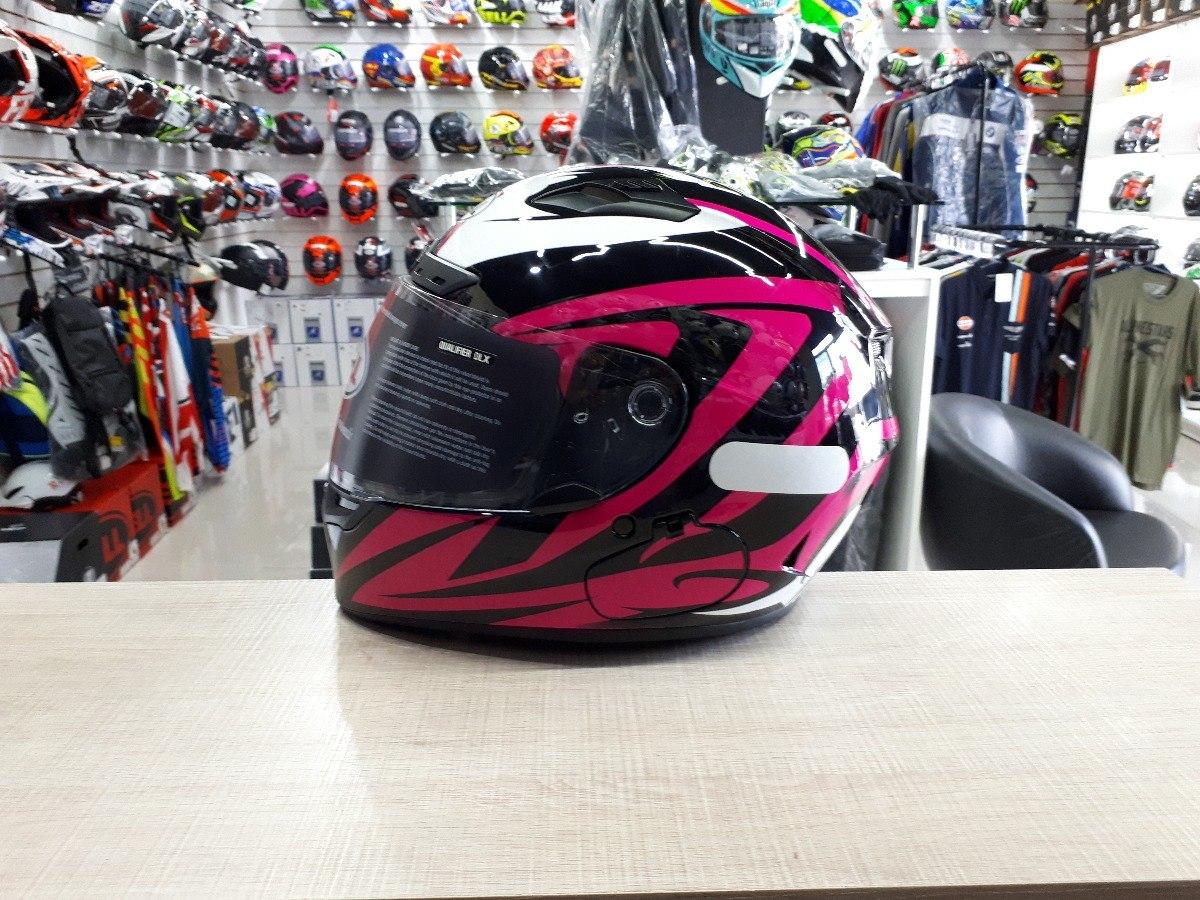 capacete bell qualifier dlx impulse pink oficial! somos loja. Carregando  zoom. ac9fc81637b