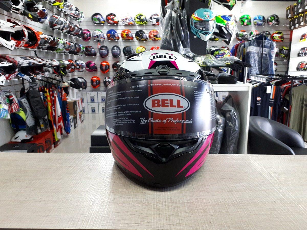 capacete bell qualifier dlx impulse pink oficial!12x s juros. Carregando  zoom. 69099d25c3e
