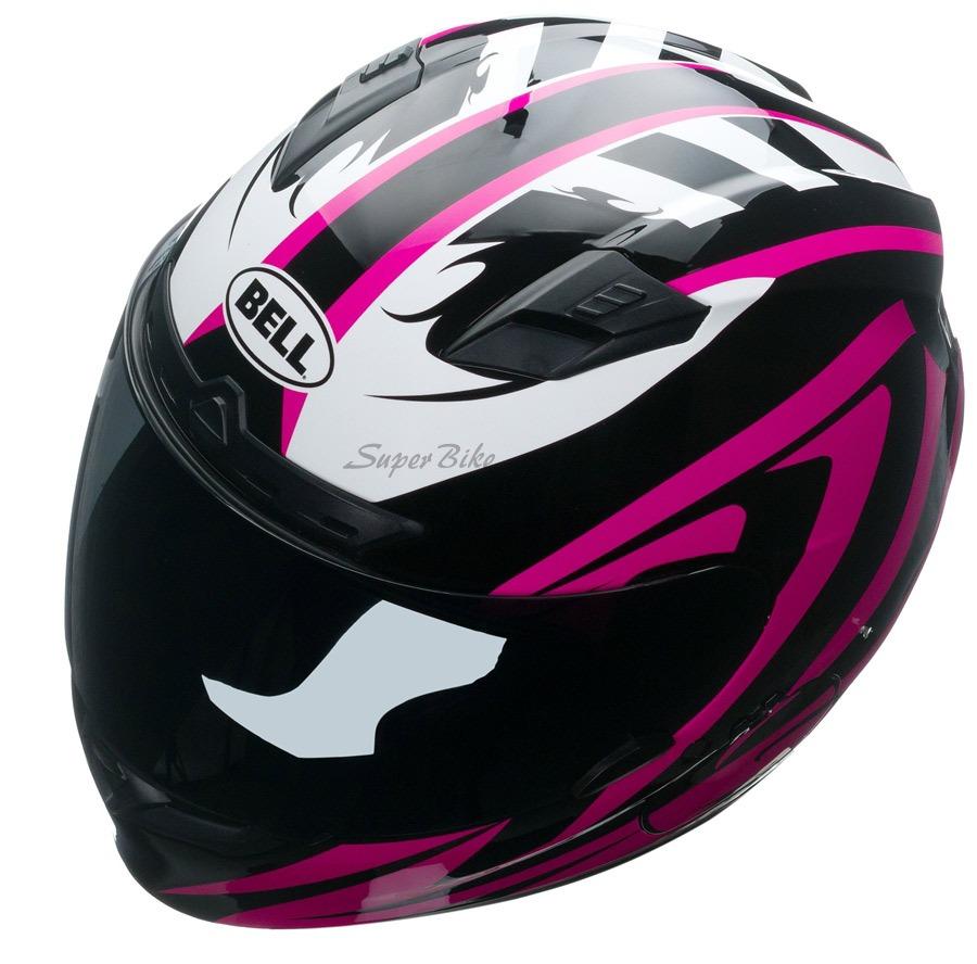 capacete bell qualifier dlx impulse rosa. Carregando zoom. aa2b0131d54