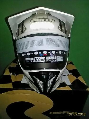 capacete bieffe 3 sport fantasy v3 gratis brinde