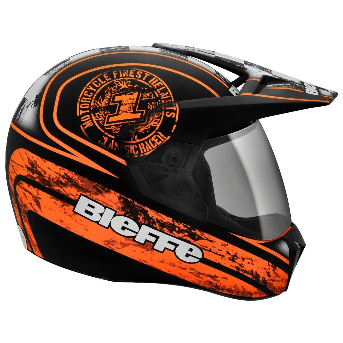 Capacete Bieffe 3 Sport Uno - R  433,51 em Mercado Livre 4325681b89