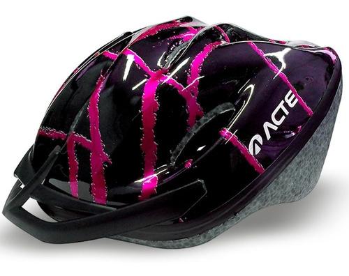 capacete bike adulto acte sports