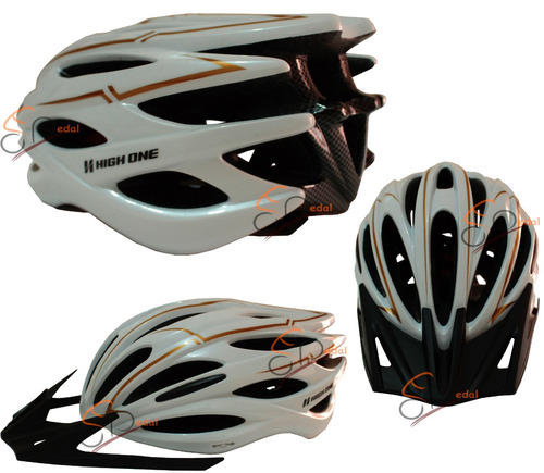 capacete bike speed high one 25a-10, melhor que giro bell, m