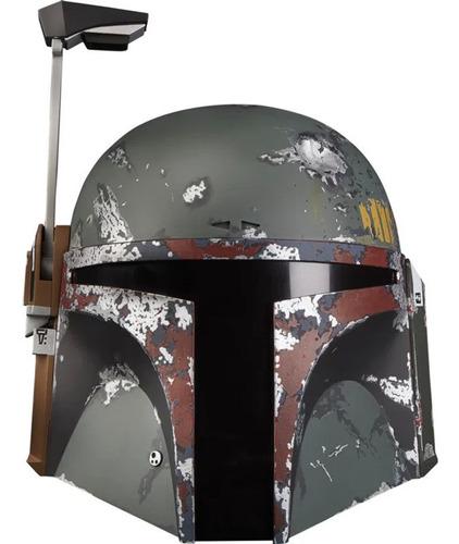 capacete boba fett premium