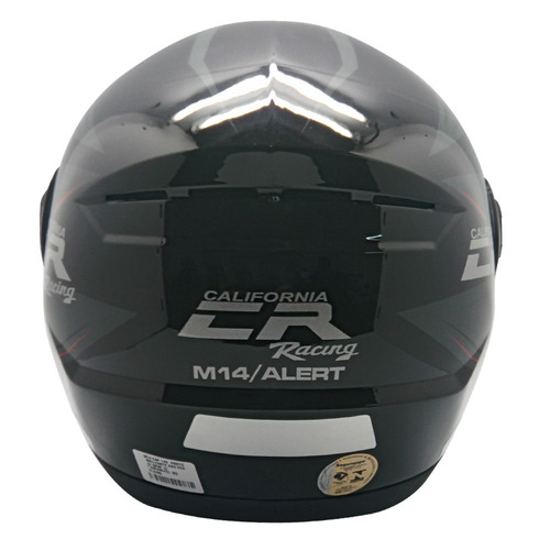 capacete california racing m14