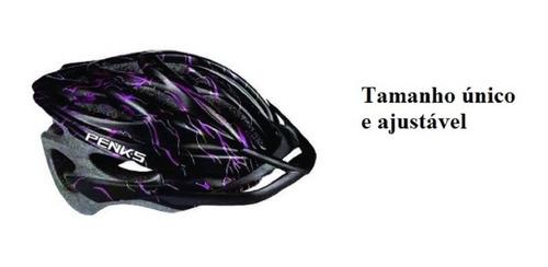 capacete ciclismo sem led
