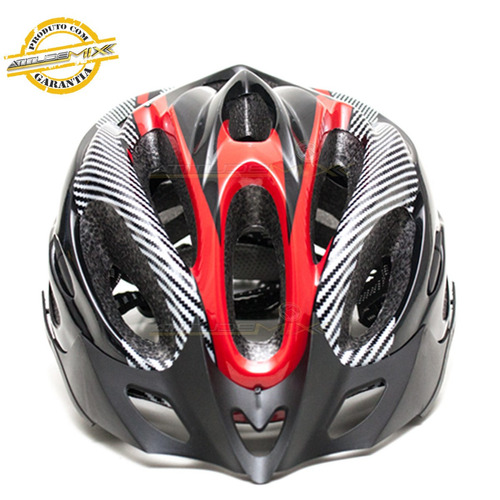 capacete ciclista adulto tamanho único bike ciclismo