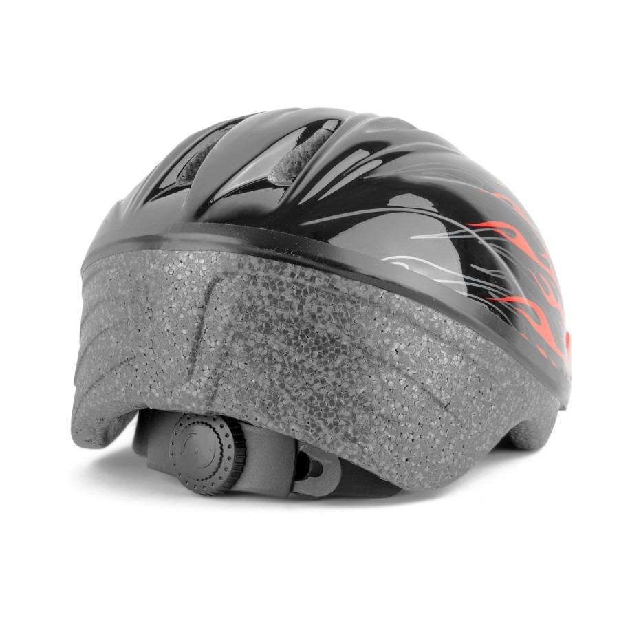6d7fda8cb capacete ciclista infantil chamas - kidzamo. Carregando zoom.