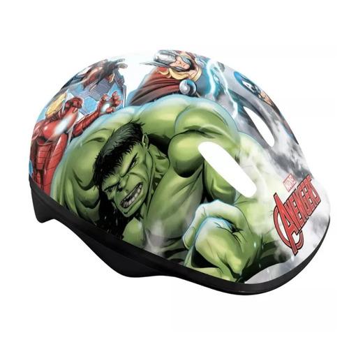 capacete com ajuste de tamanho disney os vingadores dtc 4071