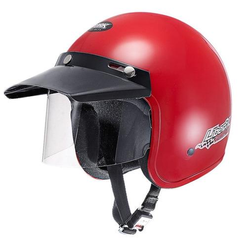 capacete compact pro tork aberto 56 - várias cores