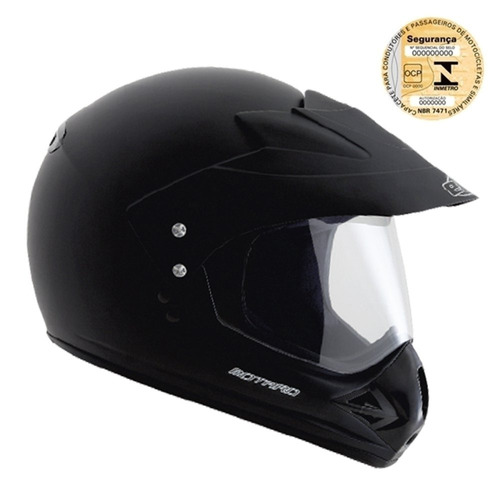 capacete cross ebf