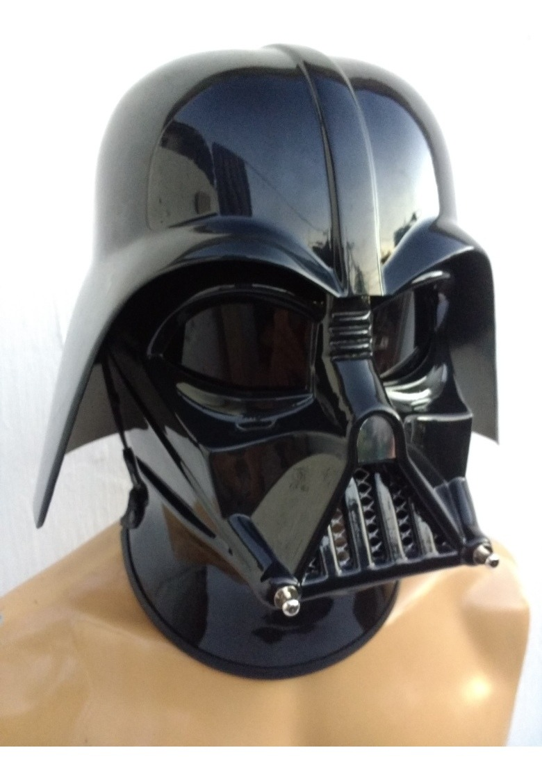 Capacete Darth Vader Mascara Chestbox E Cinto Cosplay R 1 085