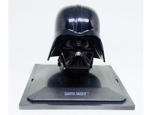 capacete darth vader star wars 1:5 planeta deagostini