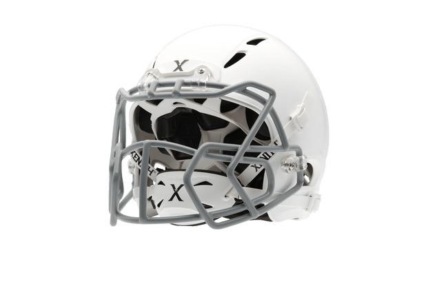 13f1d980d0a1e Capacete De Futebol Americano Xenith Epic+ Branco