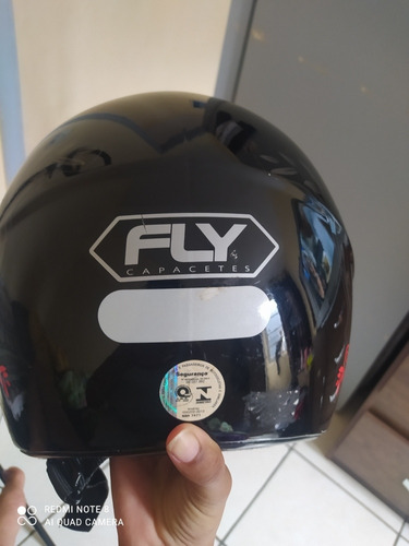 capacete de moto fly