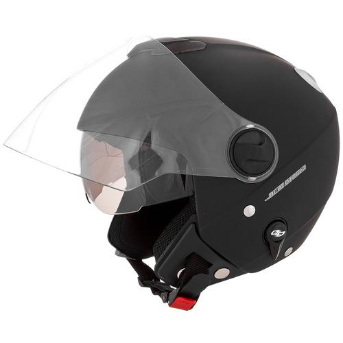 capacete de moto pro tork new atomic preto fosco