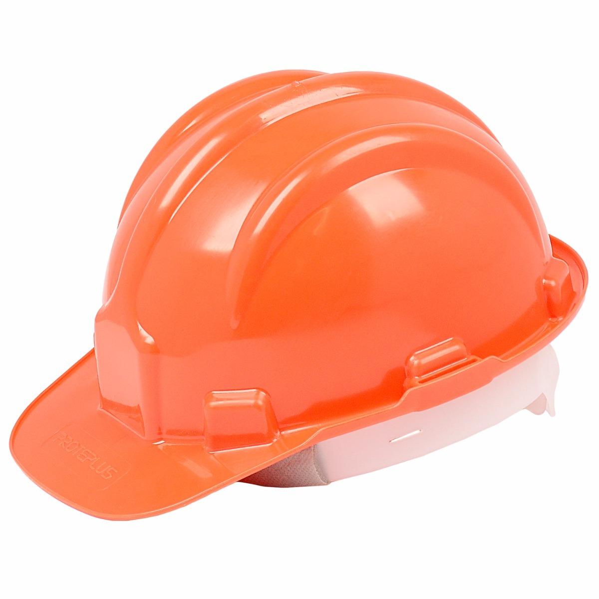Capacete De Proteção Epi Laranja C carneira - Worker - R  15,99 em Mercado  Livre ed5079d0ac