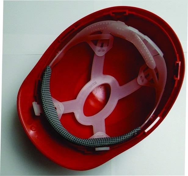 f1adbb8b0c8e8 Capacete De Segurança, Proteção Da Cabeça Contra Impactos - R  12,98 ...