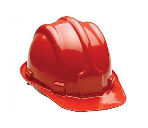 capacete de segurança vermelho prosafety