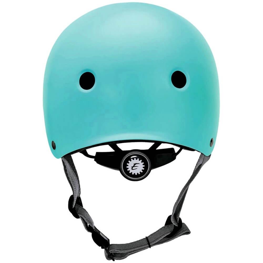 2bb82dcc4 capacete electra solid coquinho bike urbana azul tam m. Carregando zoom.