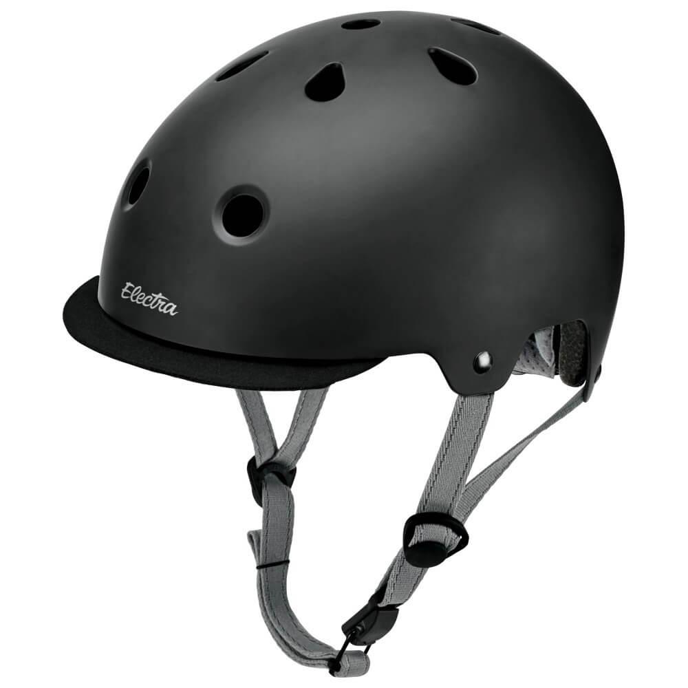 0d6537b5a capacete electra solid coquinho bike urbana preto tam m. Carregando zoom.