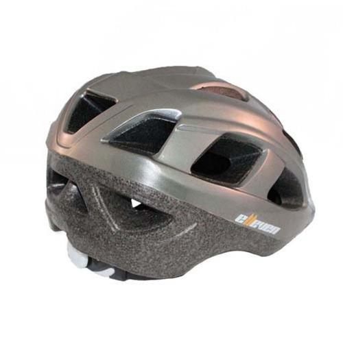 capacete elleven out mold cinza esverdeado - tam. m