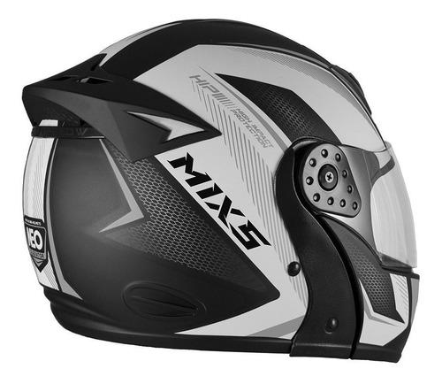 capacete escamoteável mixs gladiator neo lançamento 2019