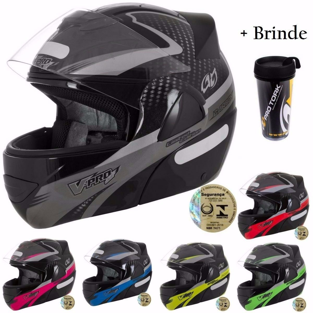 76434c57b capacete escamoteável pro tork v-pro jet 2 carbon rosa girl. Carregando  zoom.