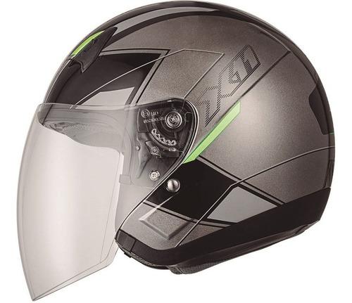 capacete esportivo moto x11 freedom metric street motoqueiro