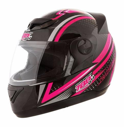 capacete evolution 788 g4 carbon fundo preto