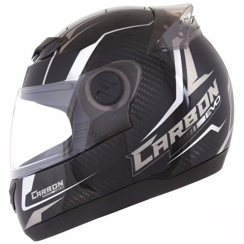 capacete fechado evolution 788 g4 protork tamanhos 56 58 60