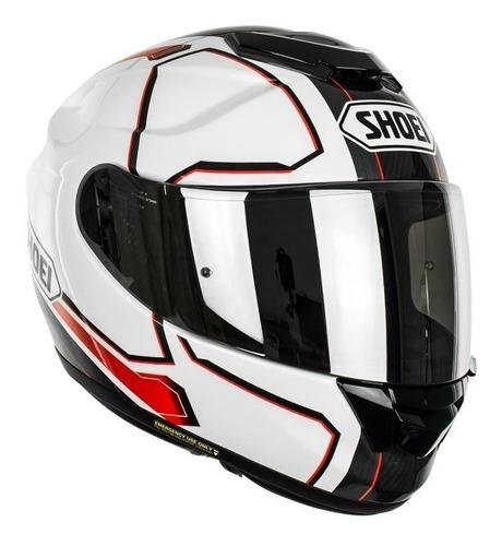 capacete fechado shoei gt-air pendulum tc6 melhor do mercado