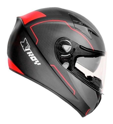 capacete feminino ebf xtroy x10 fosco várias cores