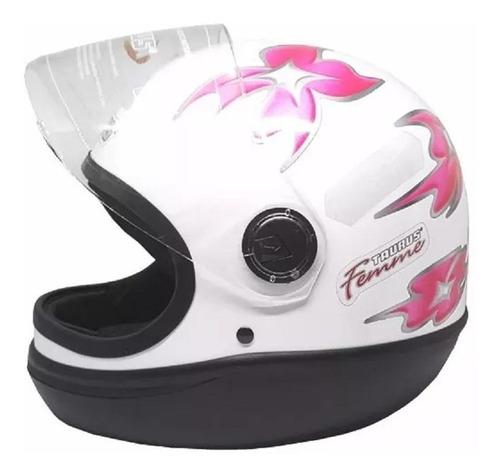 capacete feminino femme san marino taurus femme original