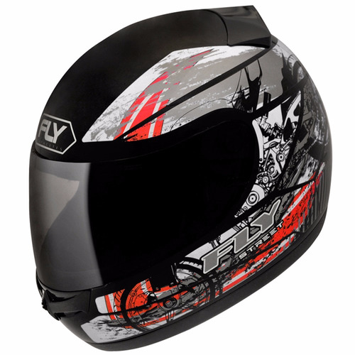 capacete fly drive