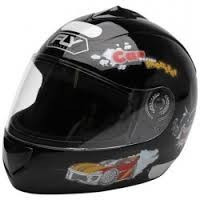 capacete fly fun infantil