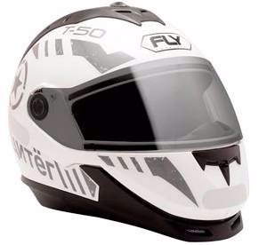 capacete fly viseira