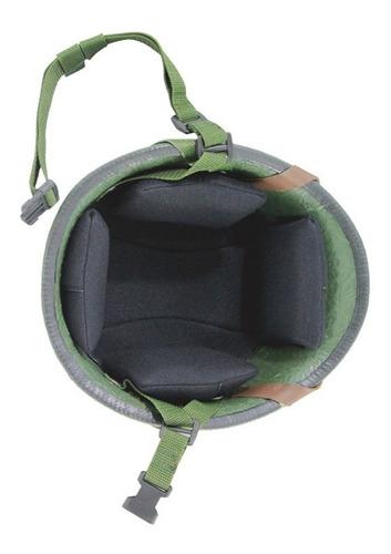 capacete força expedicionária brasileira feb sgt. m1br 12